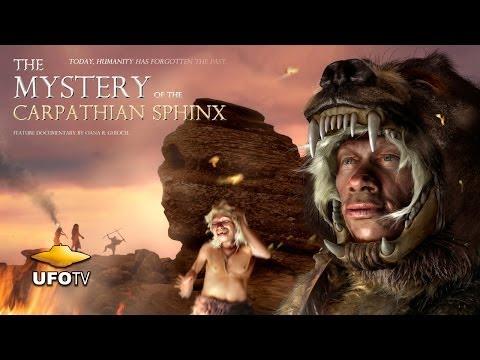 ANCIENT ALIEN MYSTERY OF THE CARPATHIAN SPHINX