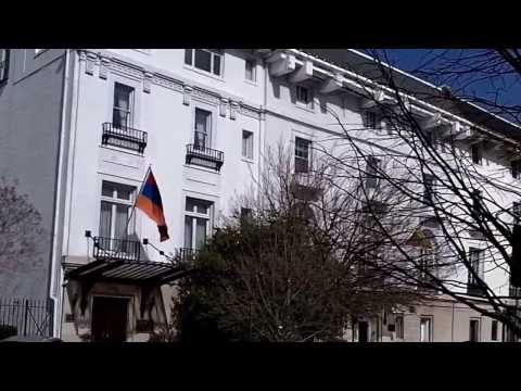 Annual Khojaly Commemoration & Protest in Front Of Armenian Embassy (Washington DC)