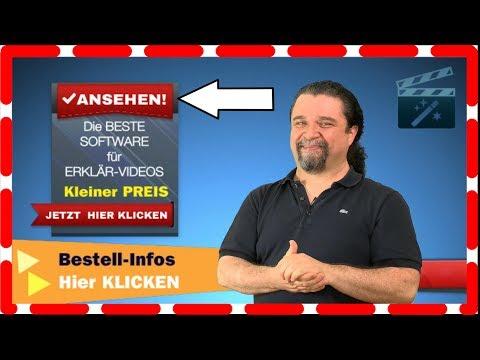Videomarketing: Erklär-Videos selbst erstellen & selber machen - easy & günstig VideoMakerFX deutsch