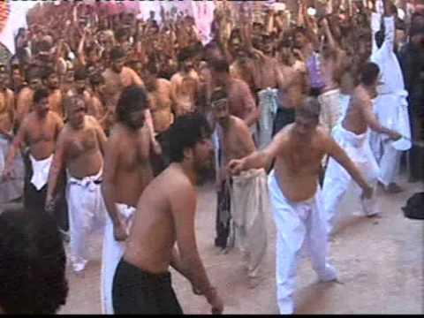 Video Mir Hasan Mir - Zanjeerzani in Karbala 2009 ( Ashura ) download in MP3, 3GP, MP4, WEBM, AVI, FLV January 2017