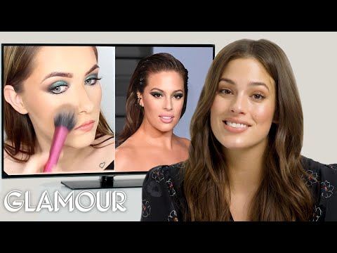 Ashley Graham Fact Checks Beauty Tutorials on YouTube | Glamour