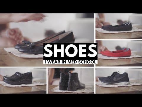 Shoes I Wear in Medical School!