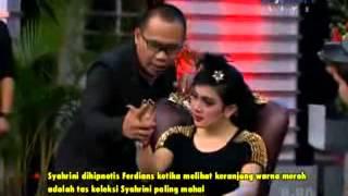 Download Video FERDIANS SULIT MENORMALKAN SYAHRINI YANG TERHIPNOTIS MP3 3GP MP4