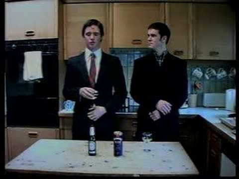 Food and Drink with Linford and Irwin