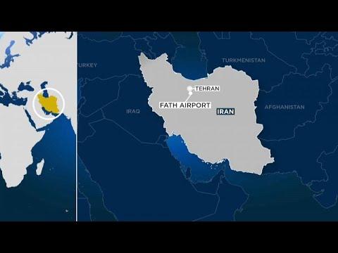 Ιράν: Συντριβή μεταγωγικού Boeing 707
