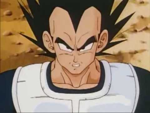 Vegeta - FR VOICE ( FAIL ) - Dragon Ball Z