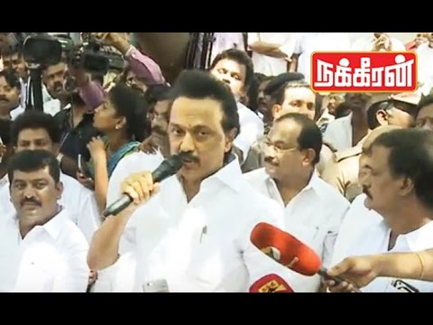DMKs-Mock-Assembly-Session-MK-Stalin-Durai-Murugan-Speech