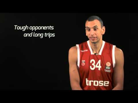 Pre-season Interview: Yassin Idbihi, Brose Baskets Bamberg