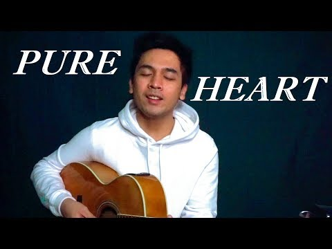 Pure Heart (cover)