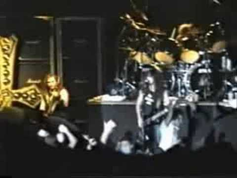 Slayer Behind The Crooked Cross Live NYC August 31,1988