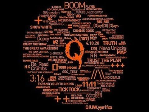 Bible Codes Reveal Trump, Qanon + Future Curret World Events Yet To Happen!