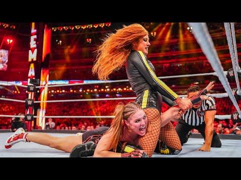 FULL MATCH - Rousey vs. Flair vs. Lynch – Winner Take All Triple Threat Match: WrestleMania 35