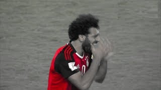 The Hardest 7 minutes in the history of Mohamed Salah