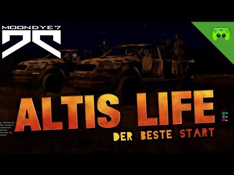 ALTIS LIFE # 87 - Der beste Start «» Let's Play Arma 3 Altis Life | HD