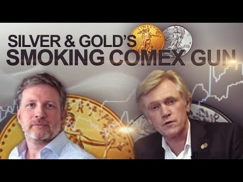 silver - Visit: http://GoldSilver.com & http://HiddenSecretsOfMoney.com/ For those wondering what the recent drawdown in COMEX and GLD stocks mean - please watch this...
