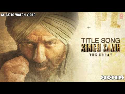Video Singh Saab the Great Full Song (Audio) | Sunny Deol | Latest Bollywood Movie 2013 download in MP3, 3GP, MP4, WEBM, AVI, FLV January 2017