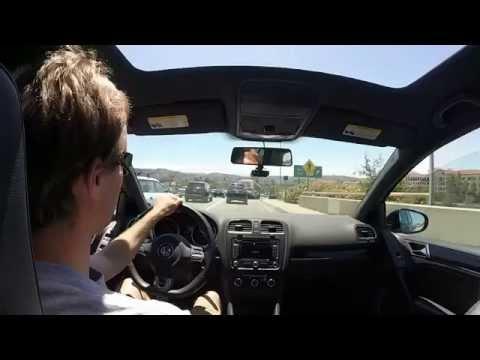 2013 VW GTI: Episode 55: Unitronic Intake Under Hood Sounds видео