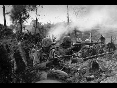 II WŚ. Wojna na Pacyfiku. Okinawa