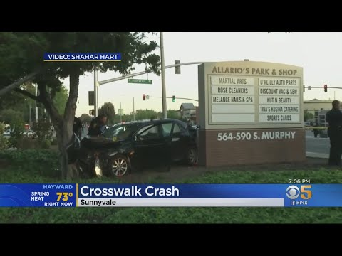 Ptsd Issues May Have Led To Sunnyvale Crosswalk Crash