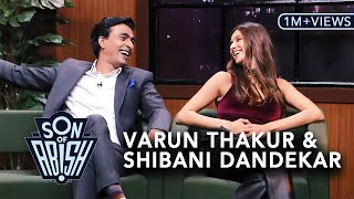 Video Son Of Abish feat. Varun Thakur & Shibani Dandekar MP3, 3GP, MP4, WEBM, AVI, FLV November 2017