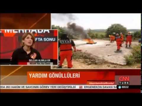 NESAR, CNN TÜRK Güne Merhaba Programı Canlı Yayın Konuğu