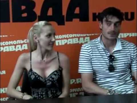 Albert Riera getting Marriage Russia girl #2