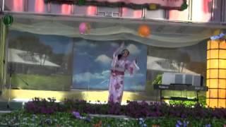羽黒の夏祭り(21) chieko & まりっぺライブ