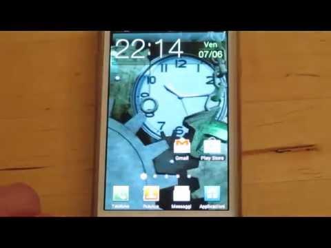 Video of Clock Bulb 3d Live Wallpaper
