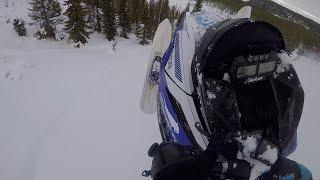 9. Full Throttle Session   Arctic Cat Alpha One 154''
