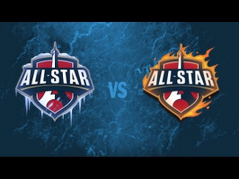 all star - For more All-Star coverage including the latest schedule, results, stats, and analysis, GO TO: http://lolesports.com Join the conversation on Twitter: http:/...