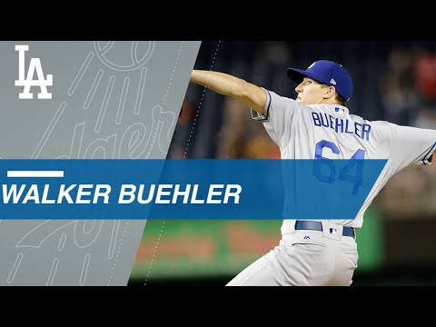 Video: Top Prospects: Walker Buehler, RHP, Dodgers