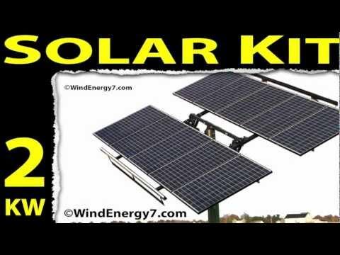 Solar Panel Kits – Solar Panels Cost