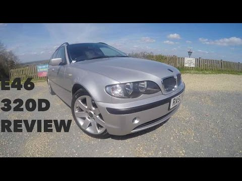 Owning A E46 320D Touring, Daily Car Review
