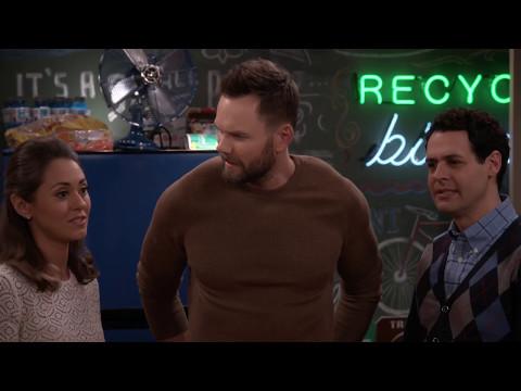 The Great Indoors 1x21 Jack & Brooke (1/4) [Roland's Secret]