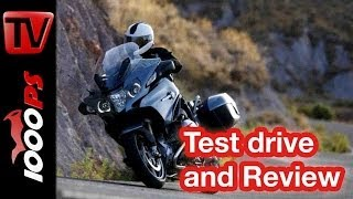 10. BMW R 1200 RT 2014 | Review  | Action, Details, Onboard