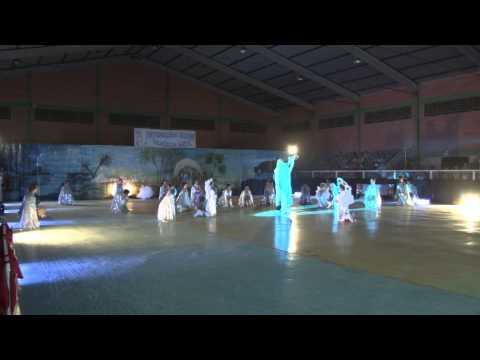 Teaser Show de Patinação Danúbio Azul Marema 2014