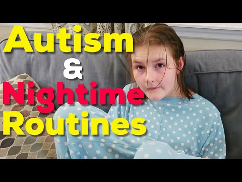 Autism Nighttime Routine
