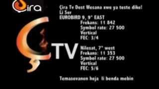 Cira Tv - Neue Kurdisch Kanal Yezidische Tv 2013