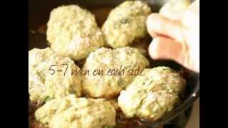 How to make Chicken Fritters