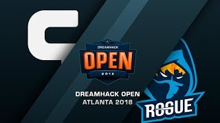 Ghost vs Rogue - DreamHack Open Atlana 2018 - bo1 - de_inferno [ceh9]