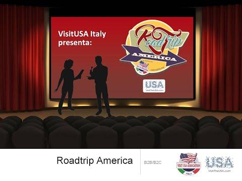 Video ROADTRIP AMERICA - EVENTO 8-2-2020