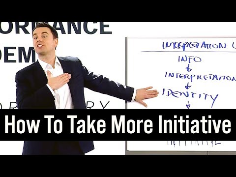 From Intention to Initiative - WHY You Do What You Do