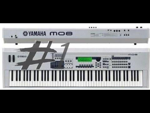 Recensione-Unboxing Sintetizzatore Yamaha mo8
