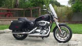7. Used 2014 Harley Davidson Sportster 1200 Superlow Motorcycles for sale - Dunedin, FL