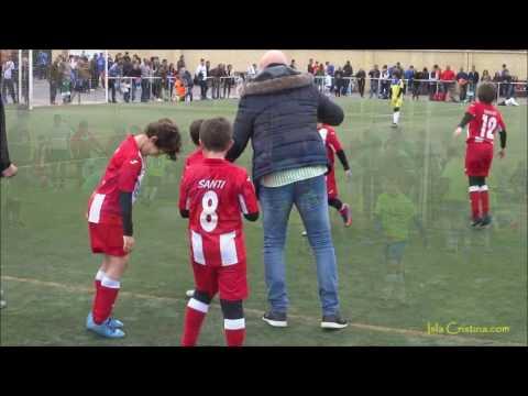 """""""I Torneo Día de Andalucía"""" organizado por el Isla Cristina F C"""