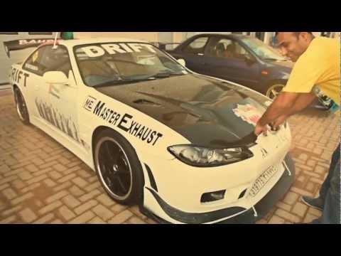بطولة الامارات للدرفت - الجولة الاولى UAE Drift