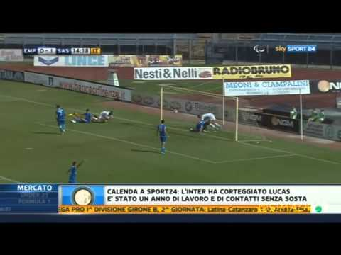 Empoli v Sassuolo 0-3 All Goals 09.09.2012 (Serie B) Highlights
