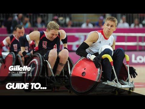 Preparing for Battle in Wheelchair Ruby