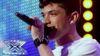 "Video Al Calderon - Makes More than Just ""Sara Smile"" - THE X FACTOR USA 2013 MP3, 3GP, MP4, WEBM, AVI, FLV Juni 2018"