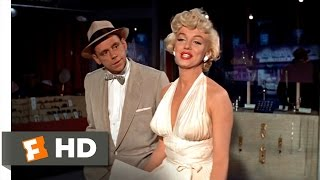 Nonton The Seven Year Itch (4/5) Movie CLIP - A Delicious Breeze (1955) HD Film Subtitle Indonesia Streaming Movie Download